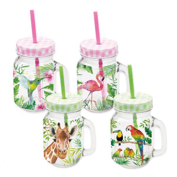 PPD Party Gläser Set Tropical (Tumbler)