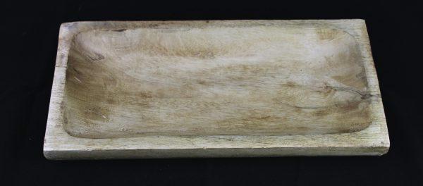 Holzschale aus Mangoholz